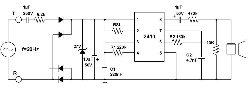 dial circuit