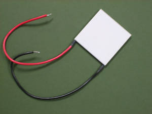 TEC-12706 Peltier Thermoelectric Cooler.